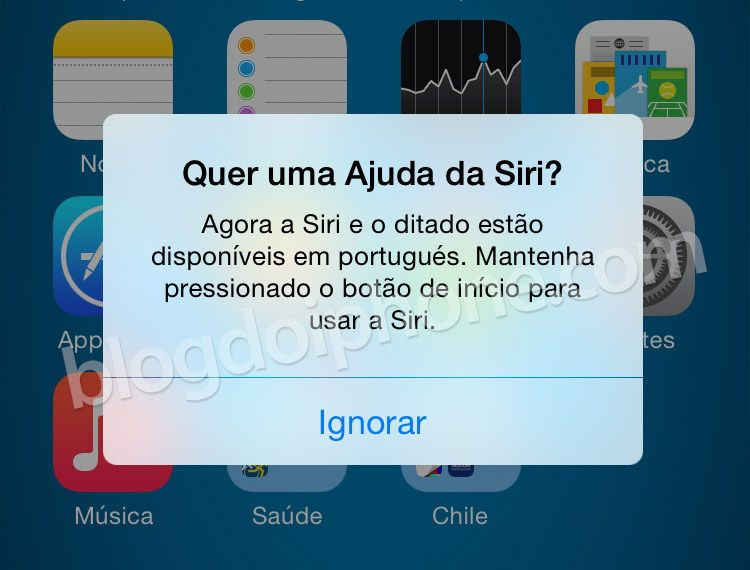 Siri, do iPhone, agora fala português - http://showmetech.band.uol.com.br/siri-iphone-agora-fala-portugues/