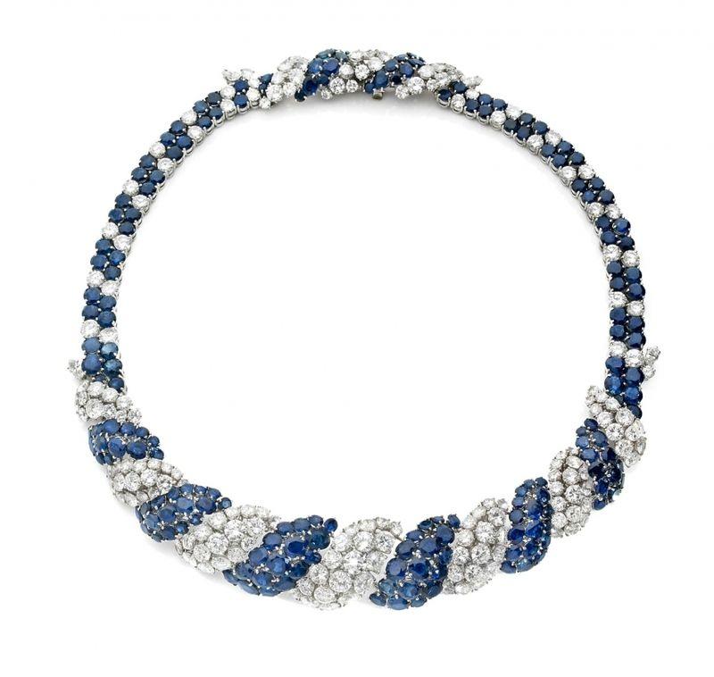 Cartier. Important collier. Exécuté vers 1968-1969