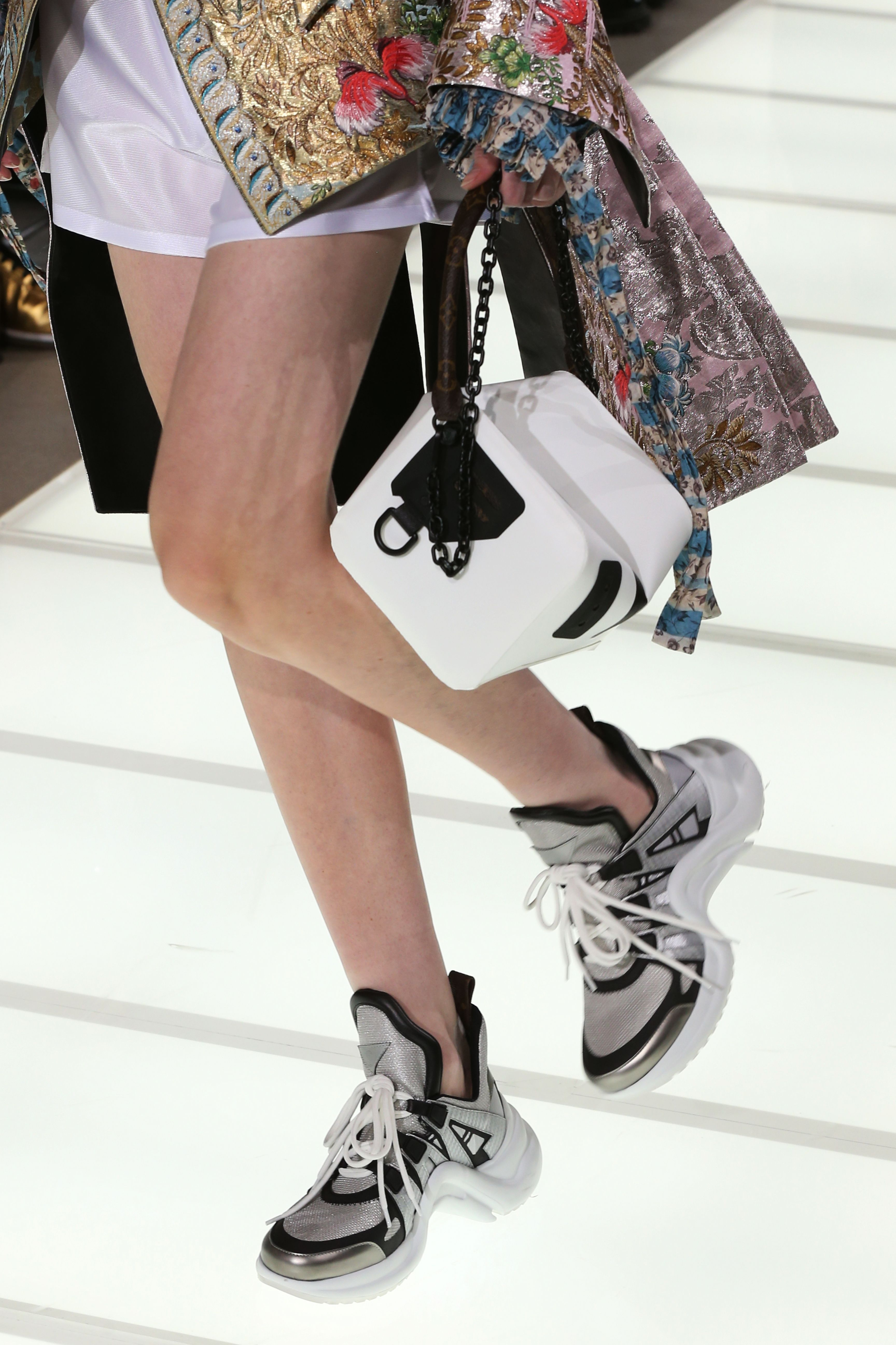 2020 Sneaker Trends Womens.Mint The Spring Summer 2020 Colour Trend Louis Vuitton
