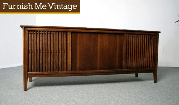 Vintage 1960s Philco Q 1715 Solid State Record Player Stereo Console  Vintage Stereo Cabinet,