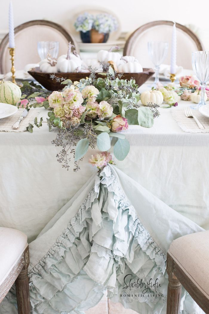 How To Style An Elegant Table Setting