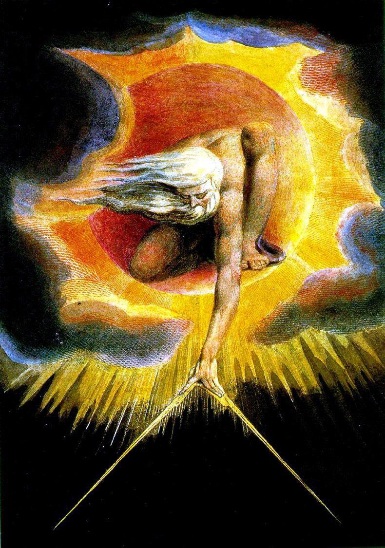 Ancient Of Days William Blake William blake, Artist