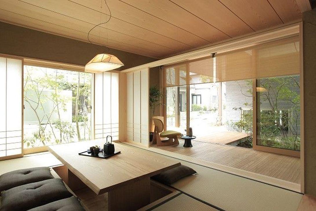 40 Modern Japanese Living Room Decor In 2020 Japanese S