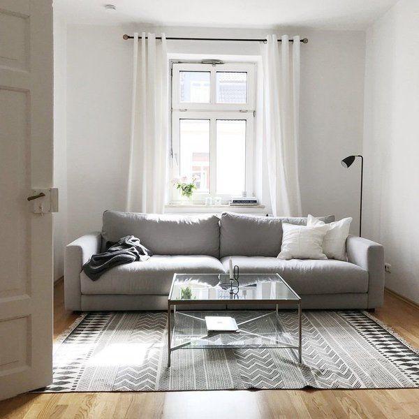 Hereinspaziert! 5 neue Wohnungseinblicke auf Pinterest