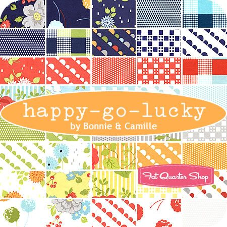 Image result for bonnie and camille happy go lucky fabric