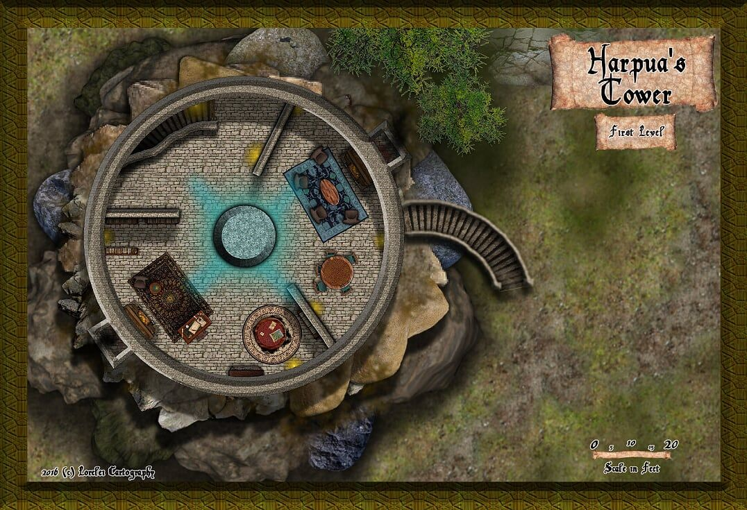 Onedrive Fantasy Map Tabletop Rpg Maps Building Map