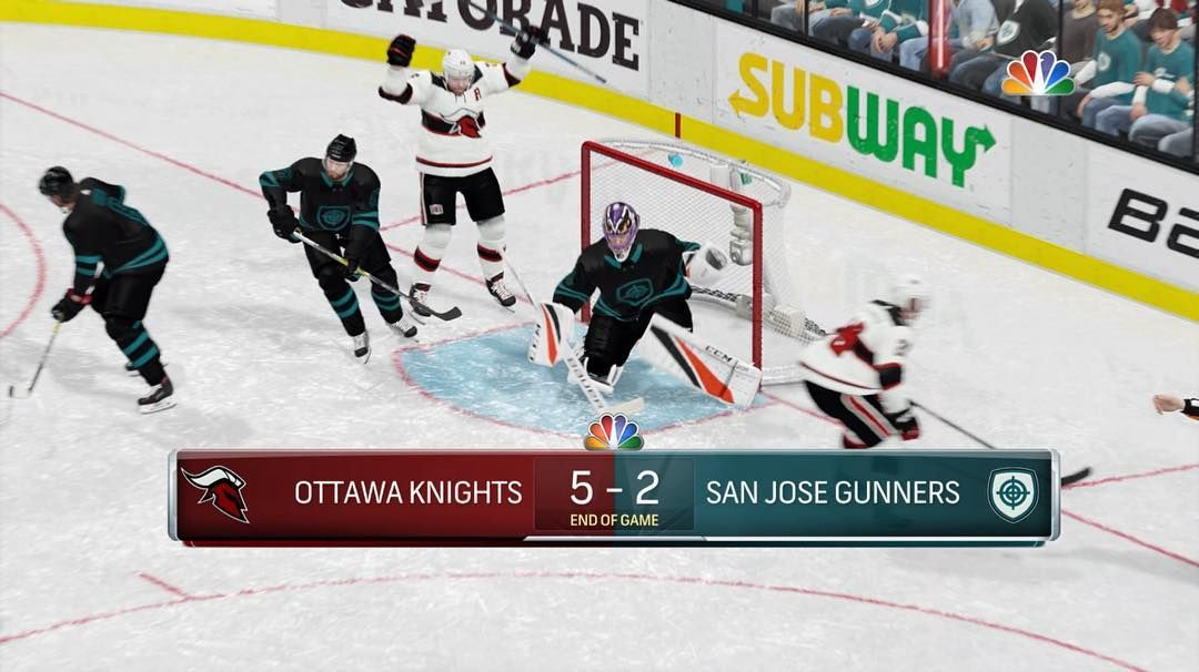 Watch The Best Youtube Videos Online Late Game Rally Gives Ottawa Another W Easports Esports Nhl Hockey Icehock Latest Games Ea Sports