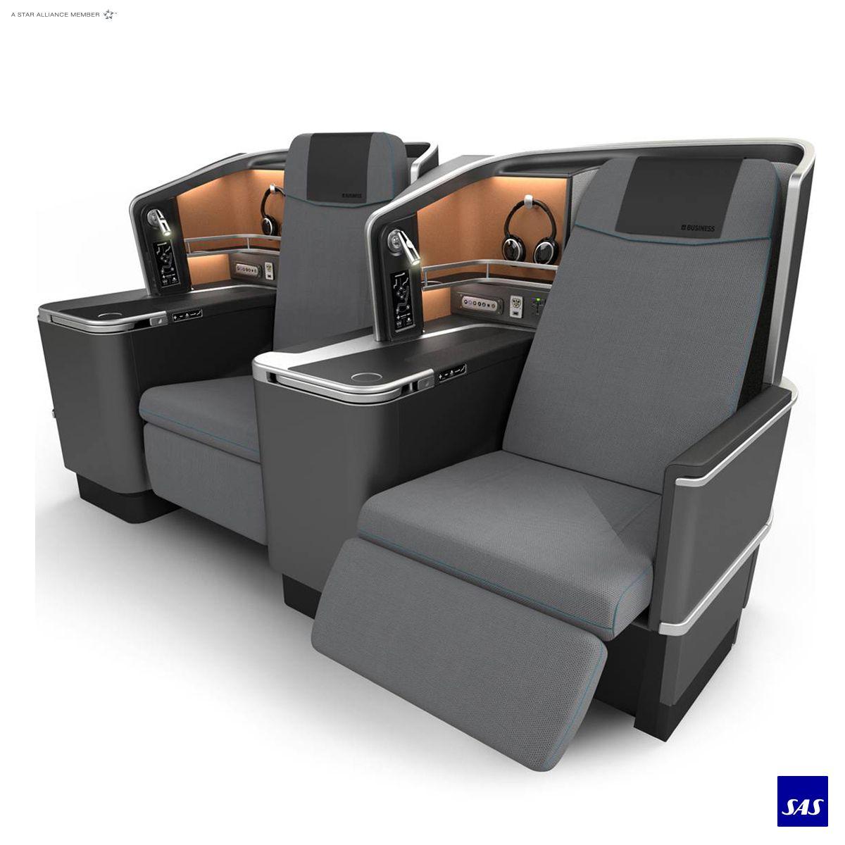 Sas Business Business Class Seats Business Class First Class Seats