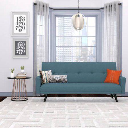 Pleasant Melbourne Click Clack Futon Sofa Bed Multiple Colors Blue Caraccident5 Cool Chair Designs And Ideas Caraccident5Info