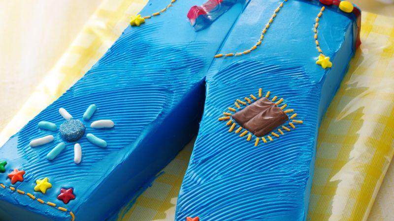 Robot Cake Recipe Betty crocker, Blue food coloring, Jeans