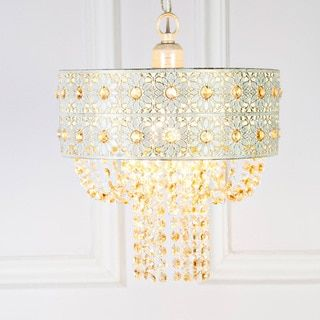 River of goods tracy porter poetic wanderlust adelia crystal and river of goods tracy porter poetic wanderlust adelia crystal and metal 125 inch hanging lamp champagne gold acrylic metals chandeliers and house aloadofball Image collections
