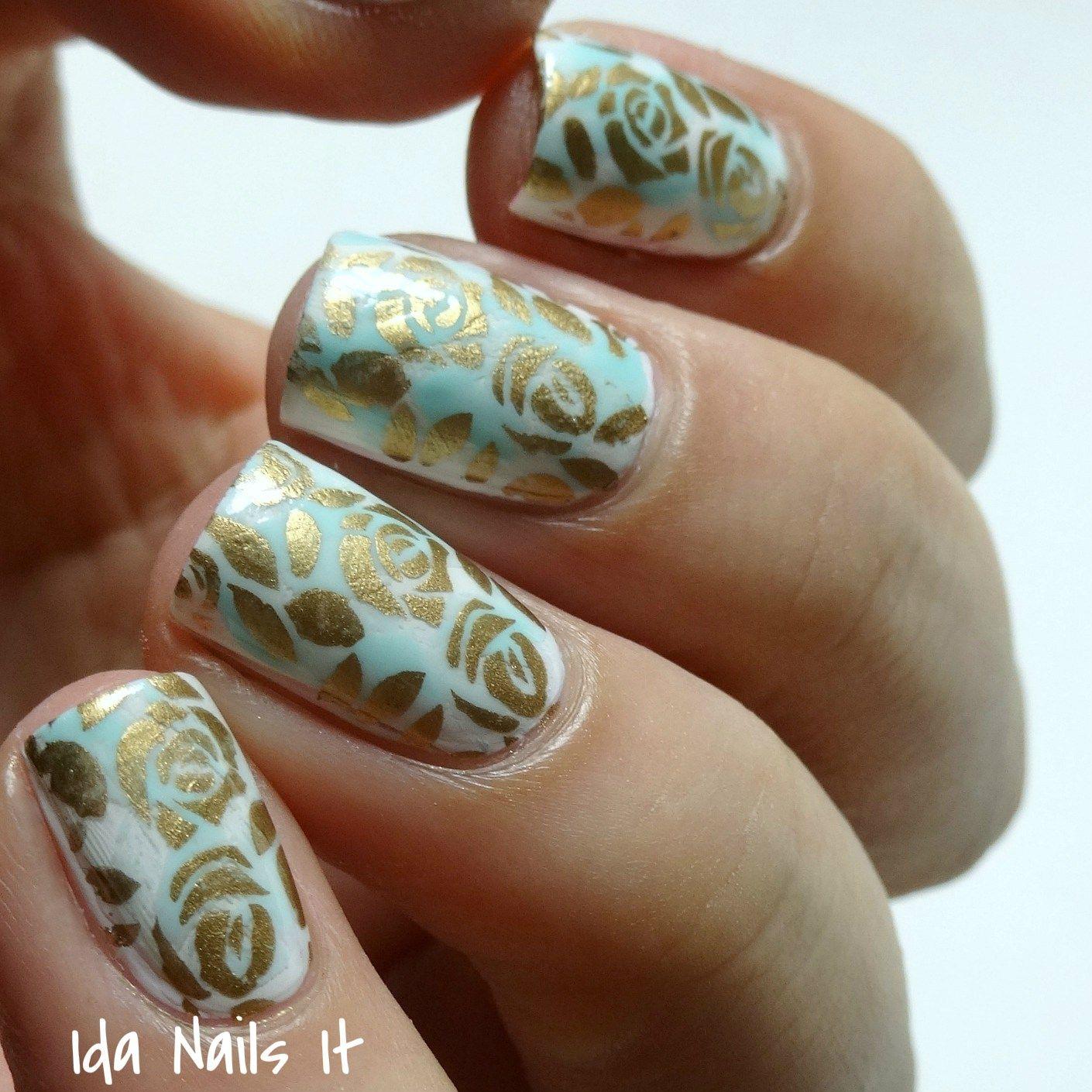 nails.quenalbertini: Ida Nails It Guest Post | Peachy Polish