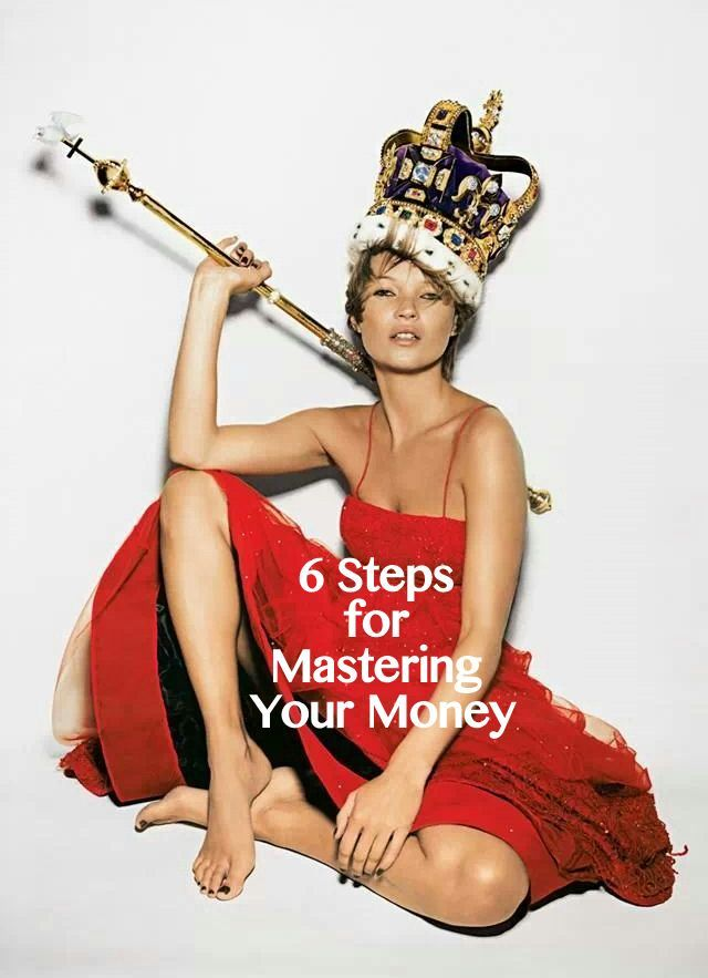 6 Steps For Mastering Your Money - Episode #2 - The Simple Sophisticate podcast