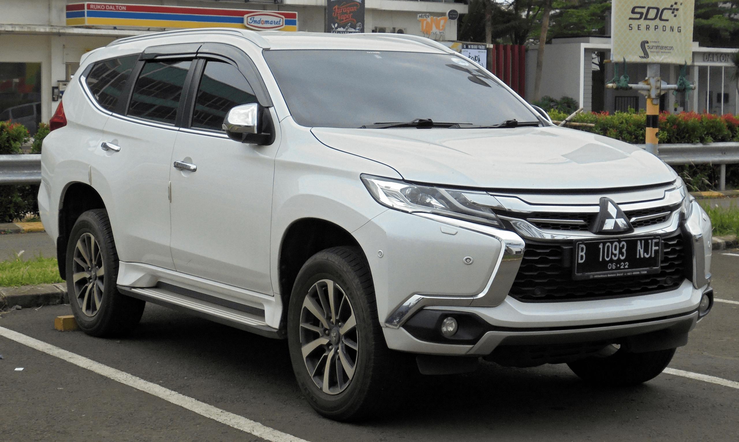 2020 Mitsubishi Montero Sport Philippines Release Date and