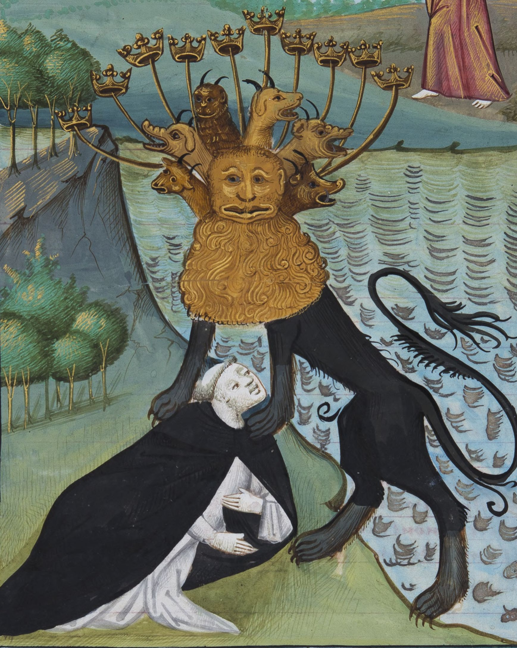 Http Gallica Bnf Fr Ark 12148 Btv1b52506341n F28 Item R Miniature Zoom Medieval Artwork Medieval Art Literature Art