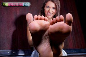 Stephanie Mcmahon Feet By Prowrestlingfeet Ant Stephanie Mcmahon