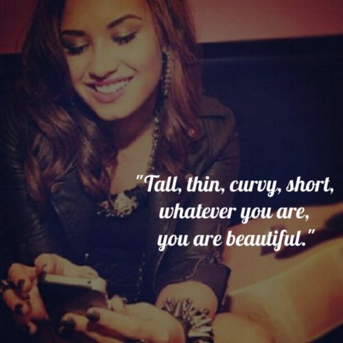 Demi Lovato Quotes And Sayings