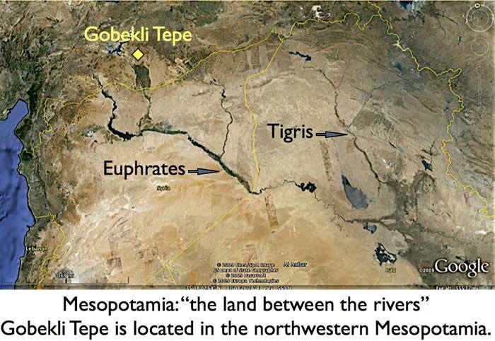 Gobekli Tepe Tigris Euphrates Urantia Adam And Eve Garden Of