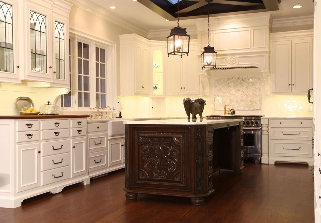 this refined white kitchen was completed by lcr furniture design rh pinterest com