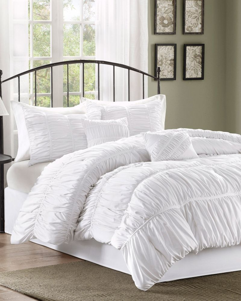 6 Piece Priscilla Comforter Set Comforter Sets Jla Home