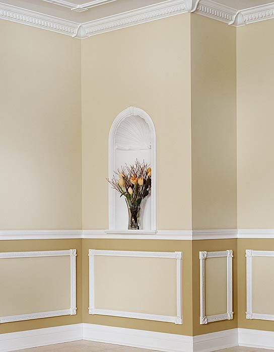Wall Trim Ideas Decorative Molding Ideas For Your Home Home And Family Living House Paint Interior Dining Room Colors Paint Colors For Living Room