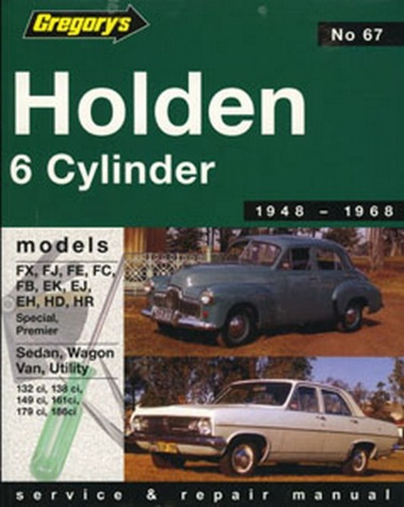 Holden Eh Repair