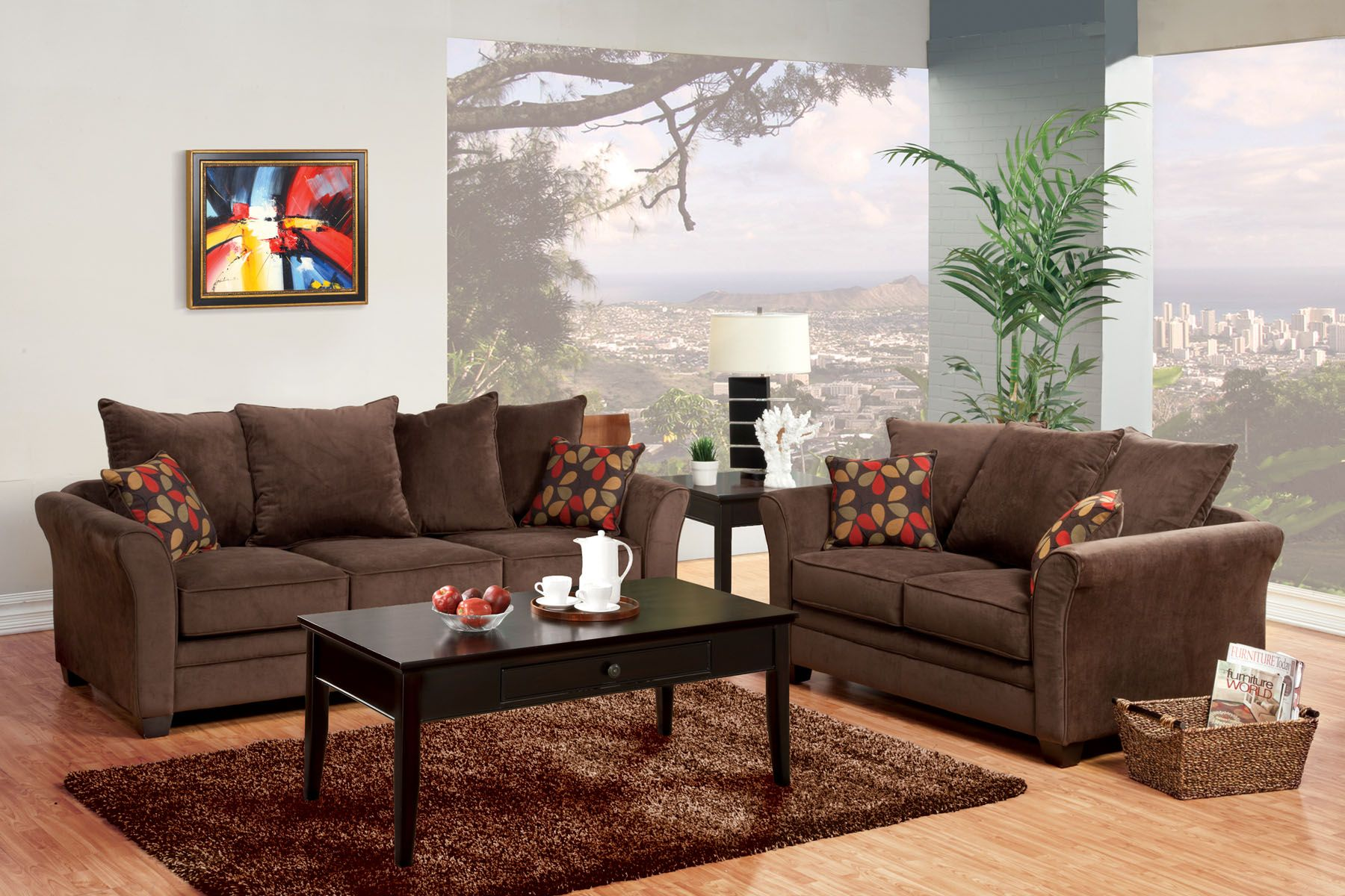 Peaceful Living Furniture Collections Was Created With You The