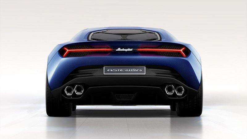 2015 Lamborghini Asterion