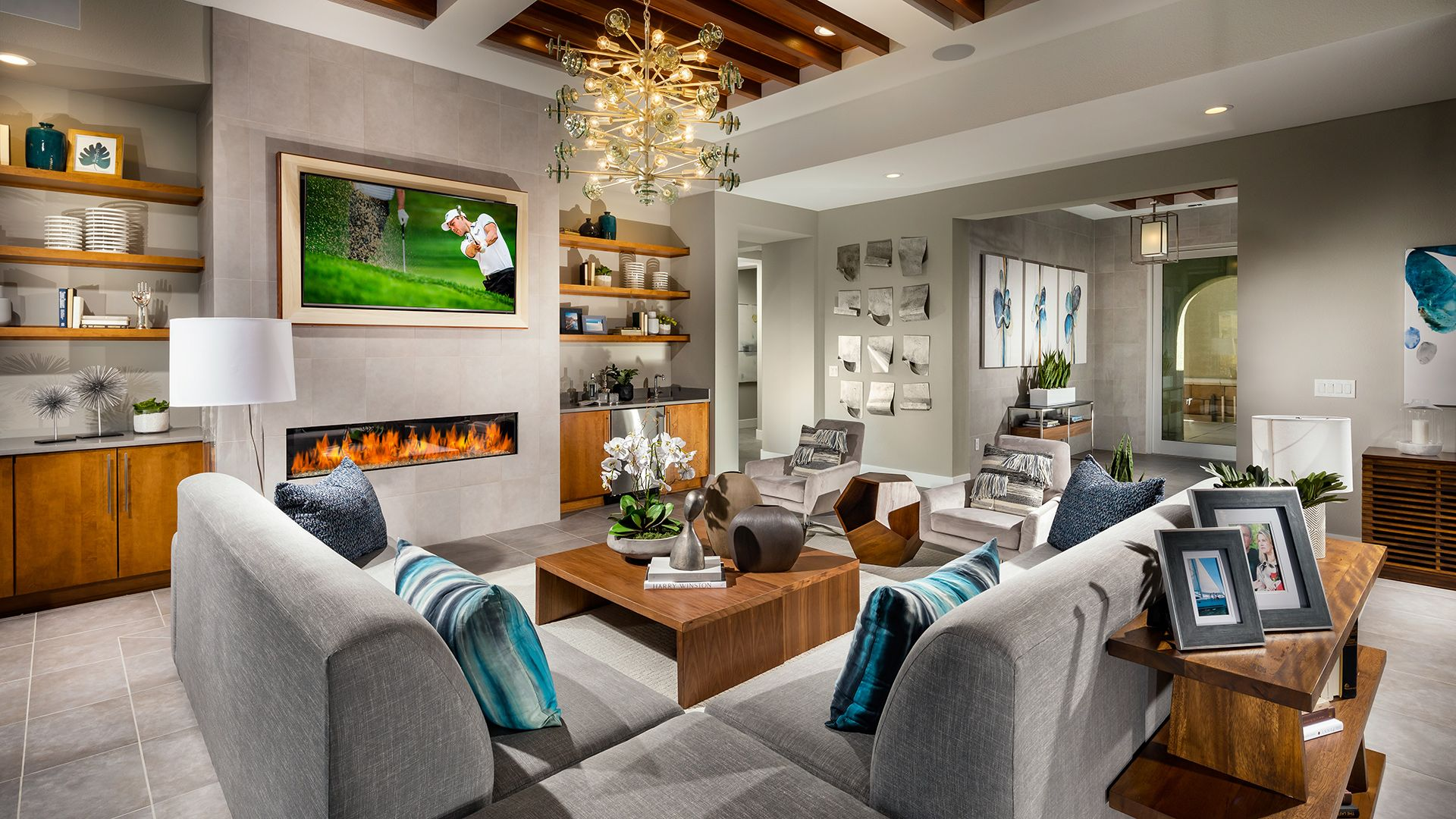 Pin On Toll Brothers Model Home Interiors