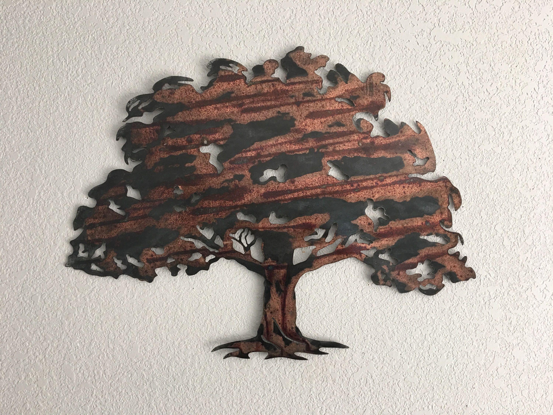 Pin On Metal Tree Art Decor