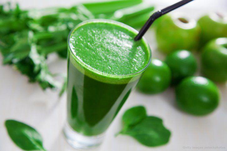 PART TIME PALEO – SUPER GREEN JUICE: carrot, green apple, orange, ginger, red chard, parsley, kale, arugala