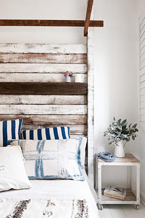 Aménager une chambre à coucher de style rustique | Pinterest | Style ...
