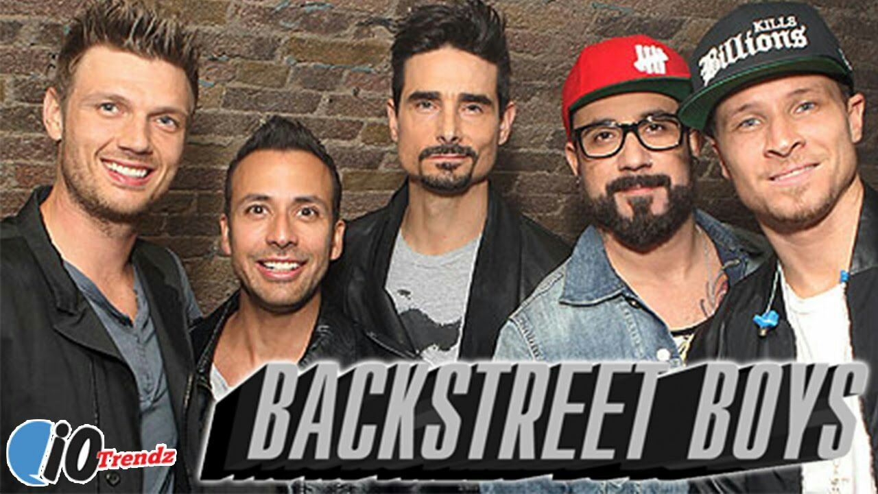 Free download of backstreet boy song