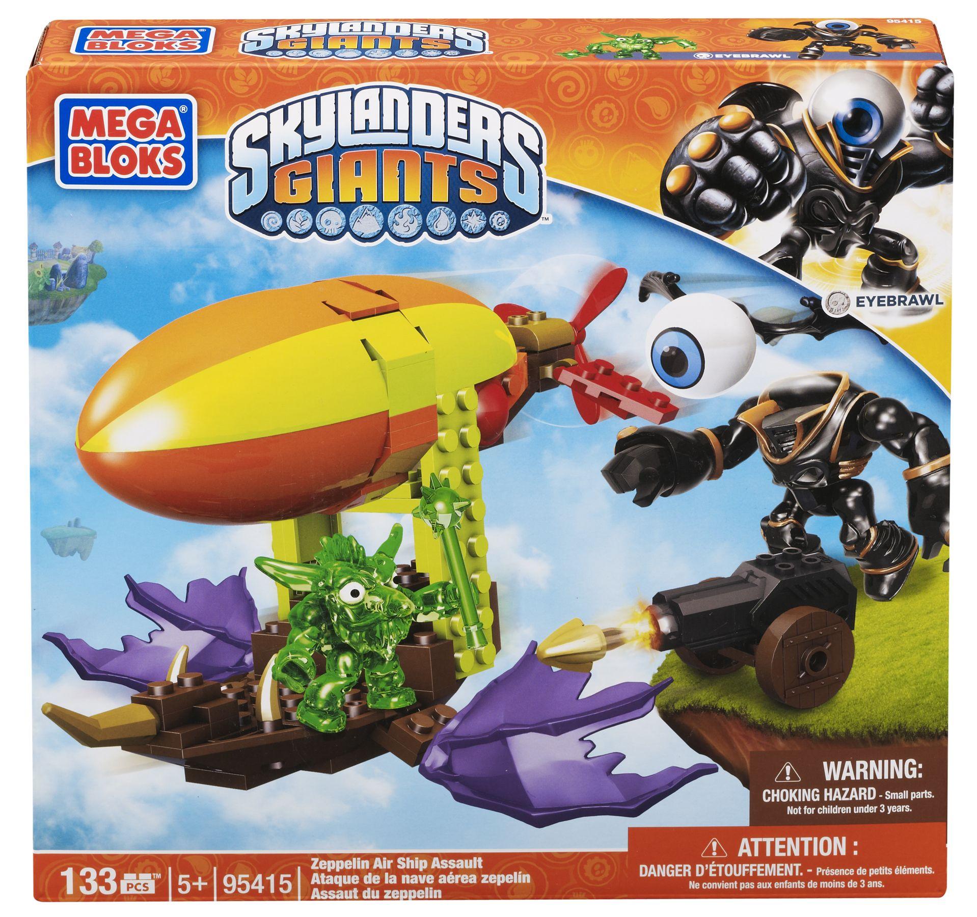 Mega Bloks Skylanders Giants