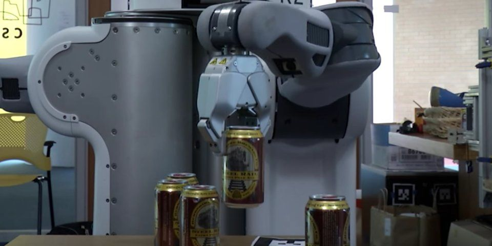 Pentagon And National Science Foundation Fund Mit To Develop Robot That Serves Beers Your Government World Events Veterans Home Pentagon Military Veter