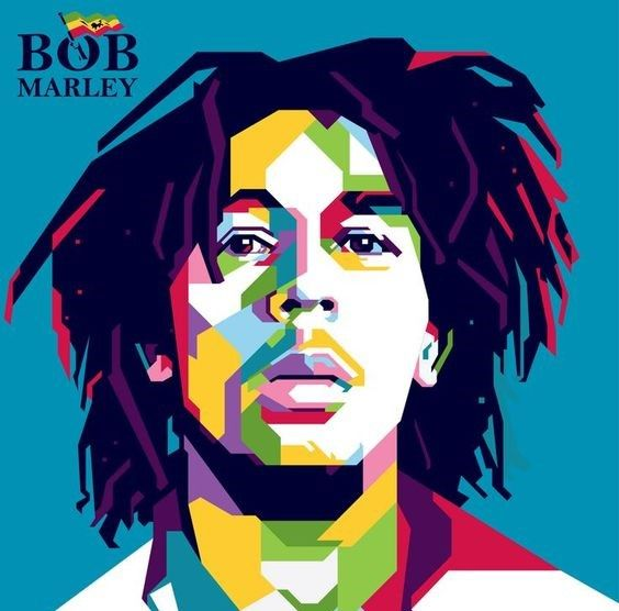 Discover Ideas About Bob Marley Art