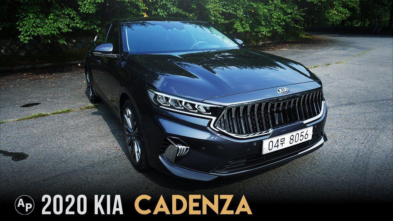 Kia Cadenza 2020 Interior Di 2020