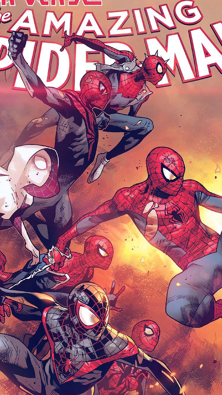 Al98 Amazing Spiderman Marvel Art Hero Film Anime Flare Marvel Art Amazing Spiderman Spiderman