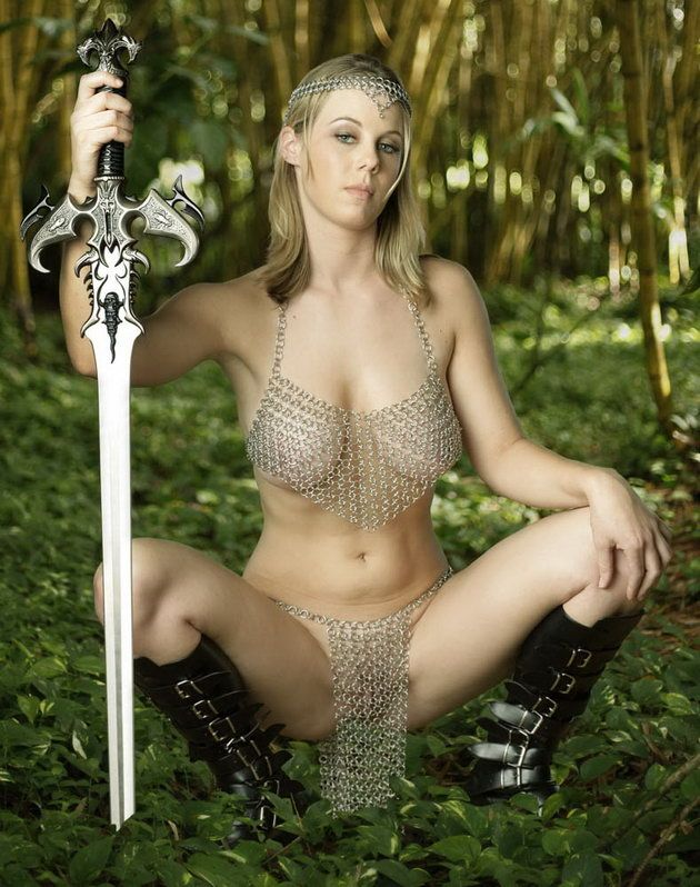 Chainmail | Sexy Armor | Pinterest