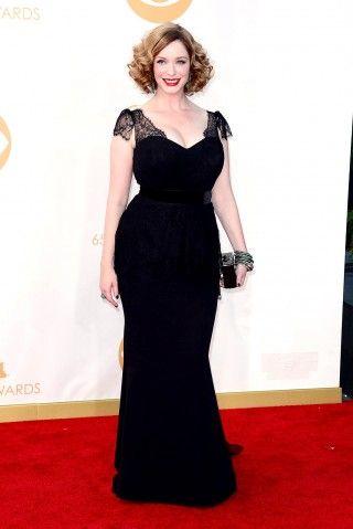2013 Emmy Red Carpet Fashion — Best Dressed