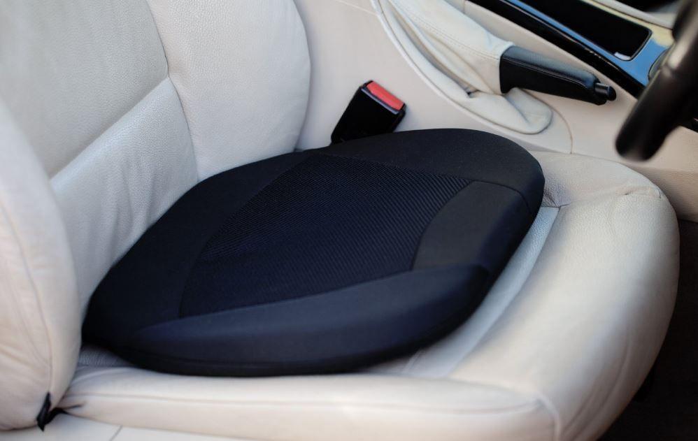 sciatica seat cushion relief silicone gel cushion for car seat