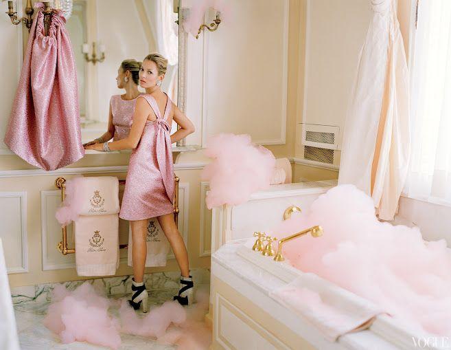 Qui a dit que le boudoir d'une fille devait être calme et bien rangé ?