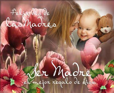 Mensajes y Palabras de Verdad: Dia de las Madres (Imagenes para copampartir en facebook, twiter y google)