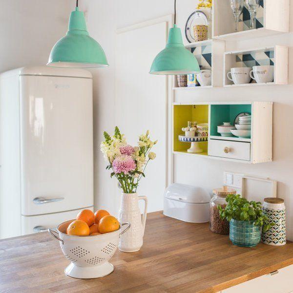 Urlaub daheim Accessoires für die Sommerküche unter 100 Euro - deko ideen küche