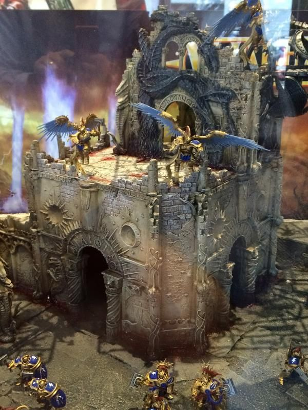 AOS scenery | age of sigmar paint ideas | Game terrain