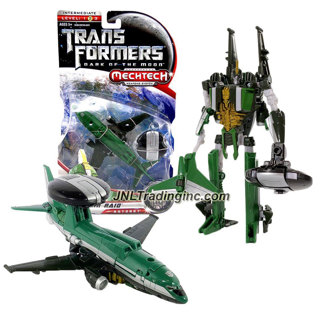 Transformers DOTM Mechtech Autobot Air Raid 2011