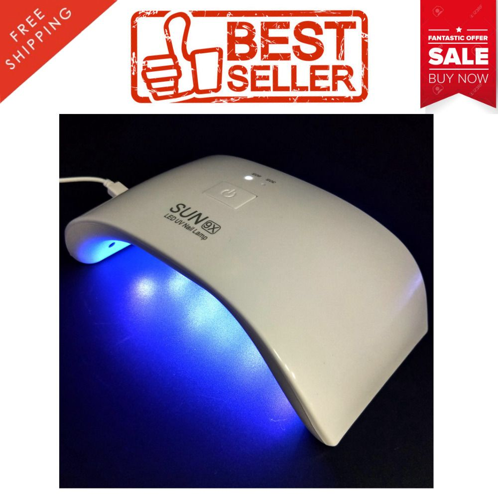 LED Light Nail Curing Lamp Acrylic Gel Machine Dryer