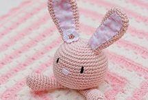 Tutdoekje Haken Konijn Google Zoeken Haken Crochet Crochet