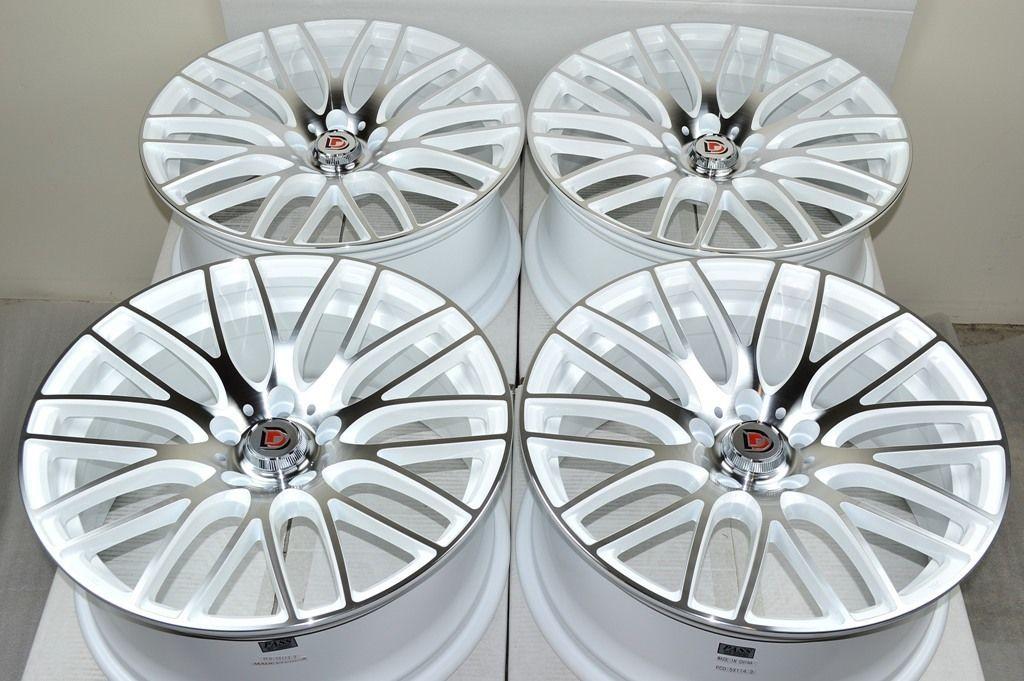 17 white Wheels Rims RX300 HS250 ES330 Legend MDX CL TL