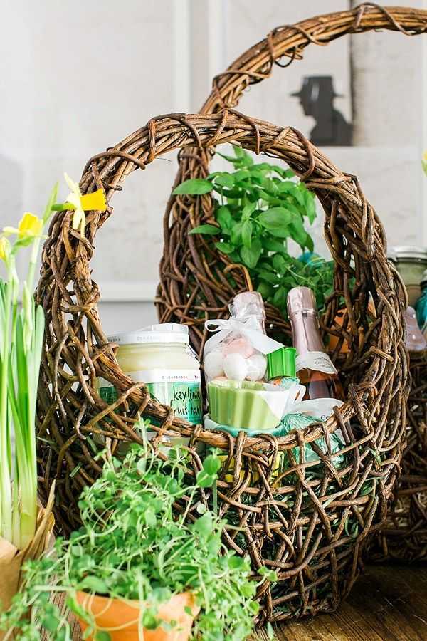 Grown up easter baskets easter baskets arent just for the kids grown up easter baskets easter baskets arent just for the kids anymore these adult friendly easter basket ideas will have you wooing looking f negle Images
